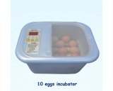Mini 10 chicken egg incubator
